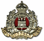 Suffolk Regiment Museum logo