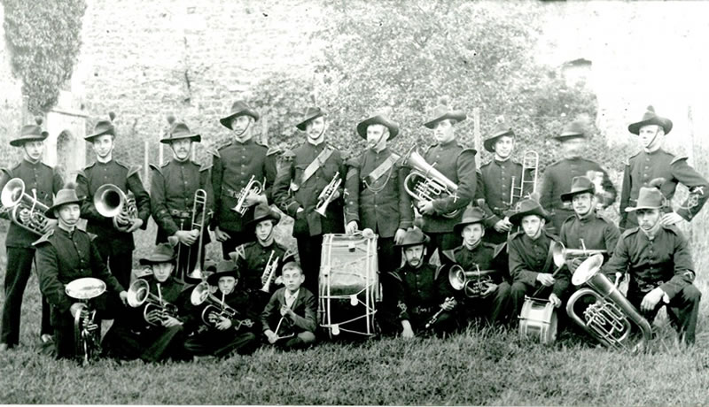 Band of the 1st Volunteer Battalion