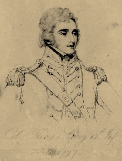 Colonel Thomas Grey