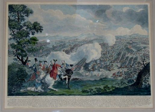 The Battle of Minden Picture